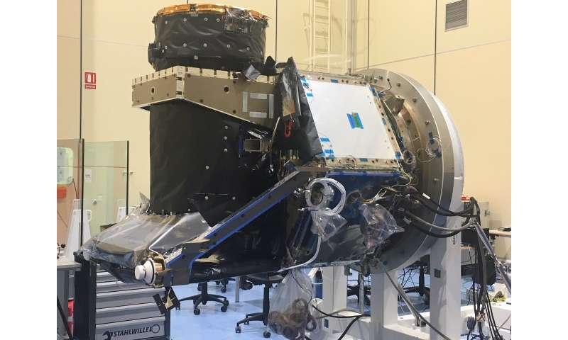 Image: ESA's Cheops satellite