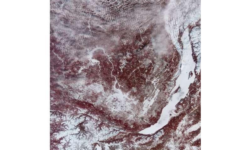 Image: Lake Baikal, Siberia
