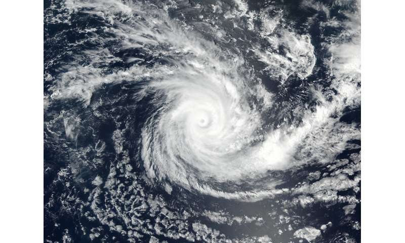 Image: Tropical Cyclone Cebile