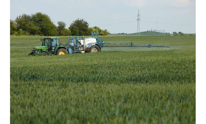 Improved prediction of pesticide residues