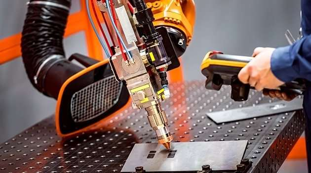 Industrial robots increase wages for employees