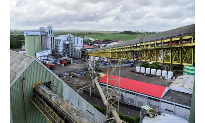 In Mauritius, around 60 percent of the island's electricity is  generated by four sugar companies, each running its own thermal