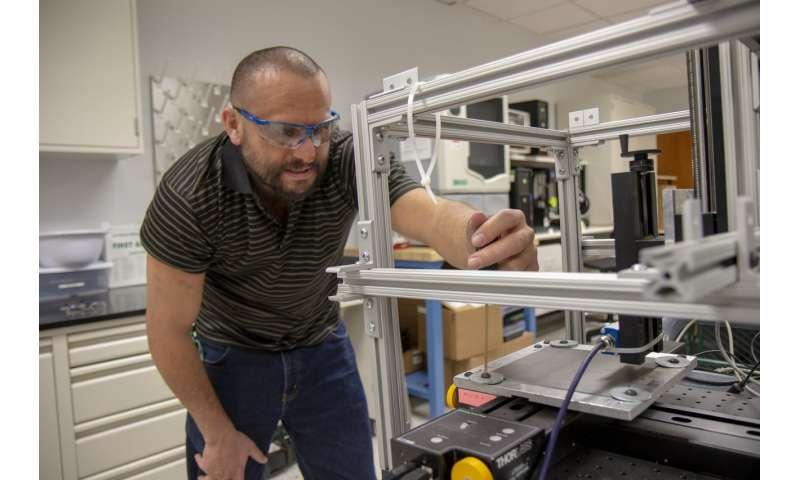 Innate fingerprint could detect tampered steel parts