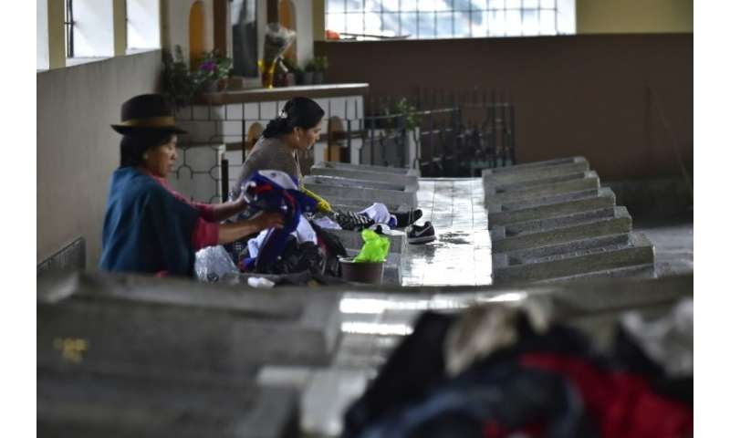In Quito, there are still at least five public laundries which were built in the first half of the 20th century