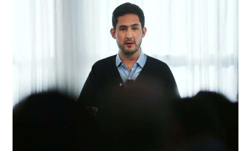 Instagram CEO Kevin Systrom says the photo and video sharing social network now has more than a billion users