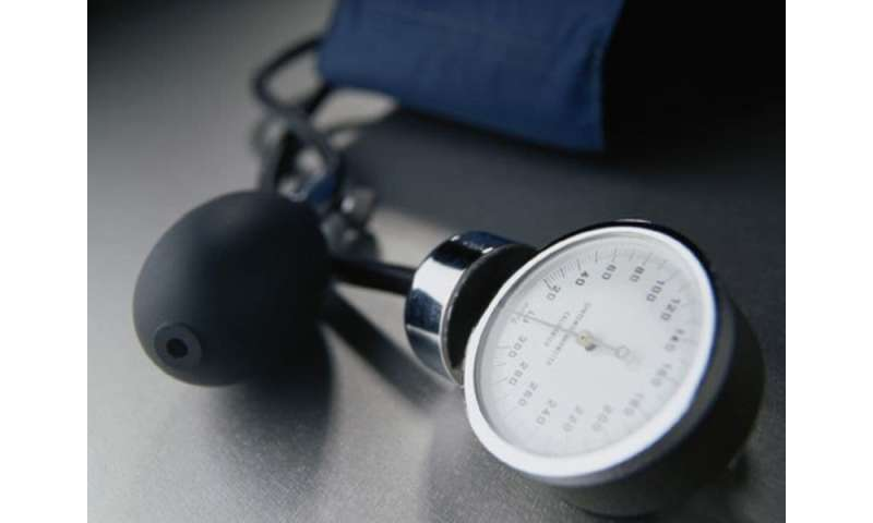Intensive BP therapy in diabetes may lower risk for CV events