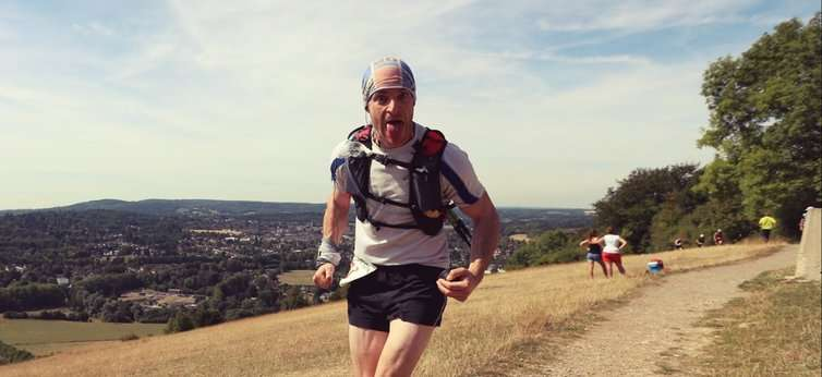 I ran 100 miles in a day, this is what happened to my body