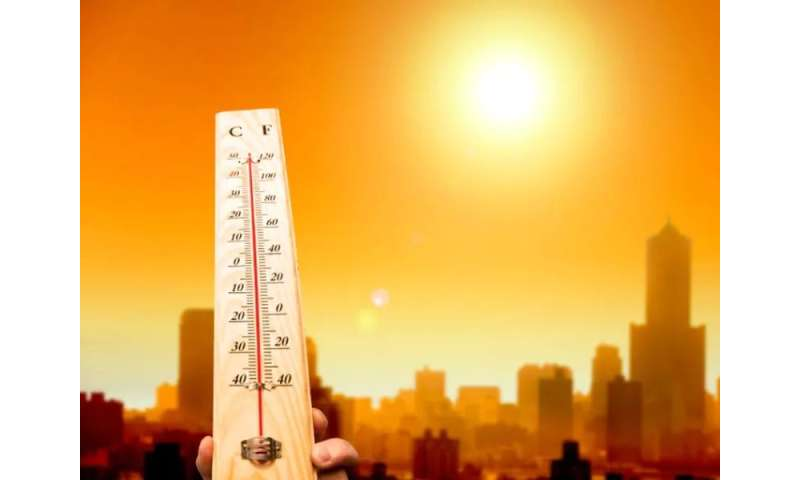 It's hot outside: how to stay safe when thermometers rise