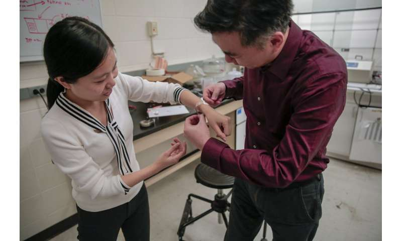 It's not a shock: Better bandage promotes powerful healing