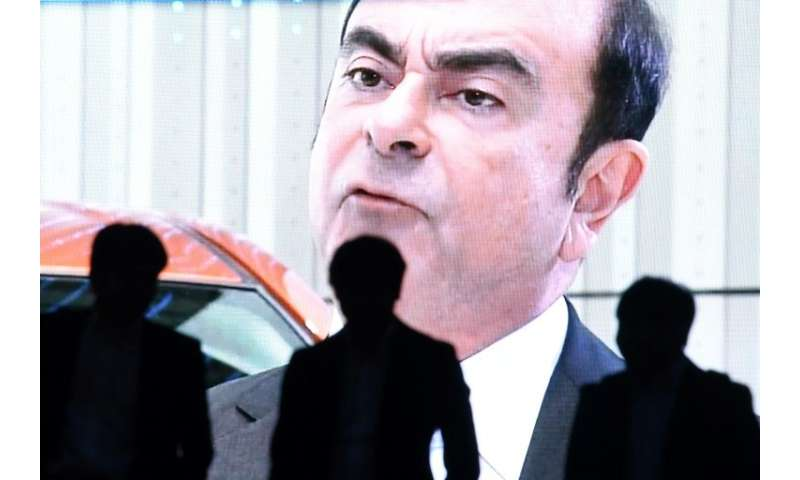 Japanese authorities have extended Ghosn's detention by 10 days, media reported Wednesday