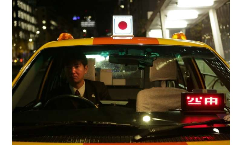 Japan's taxis are known for their high-quality service—and steep fares