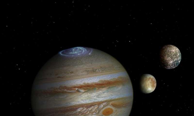 JUICE ground control gets green light to start development of Jupiter operations
