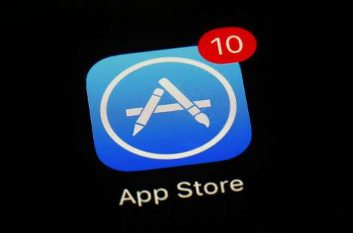 Justices to hear antitrust case over sale of iPhone apps
