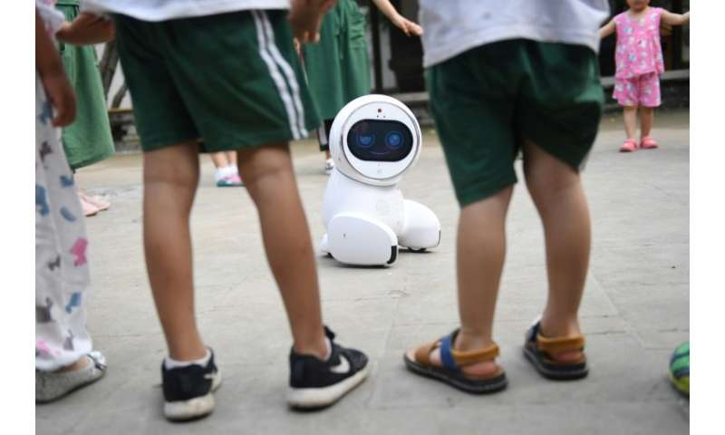 Keeko robots have entered more than 600 kindergartens across the country with its makers hoping to expand into Greater China and