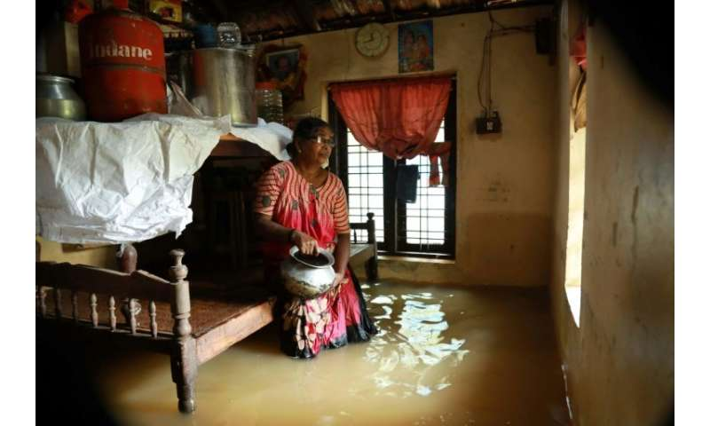 Kerala is battered by the annual monsoon every year but the rains have been particularly severe this season