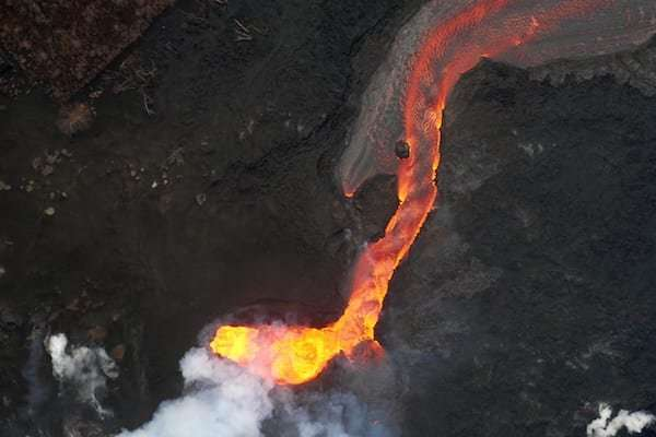 Kilauea eruption an opportunity for undersea scrutiny