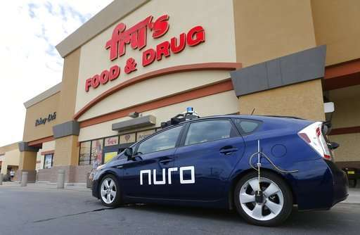Kroger rolls out driverless cars for grocery deliveries