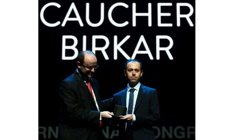 Kurdish mathematician Caucher Birkar will get a replacement for his stolen Fields Medal