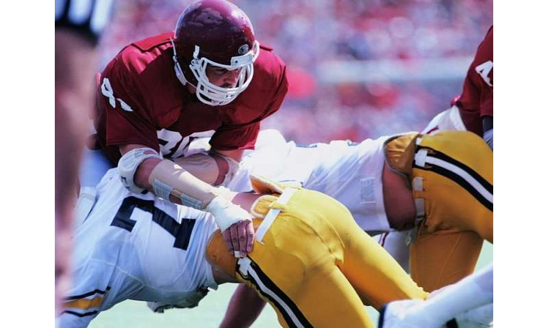 Lack of vitamin D can sideline college football players
