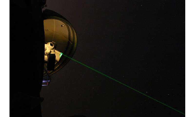 Laser-ranged satellite measurement now accurately reflects Earth's tidal perturbations