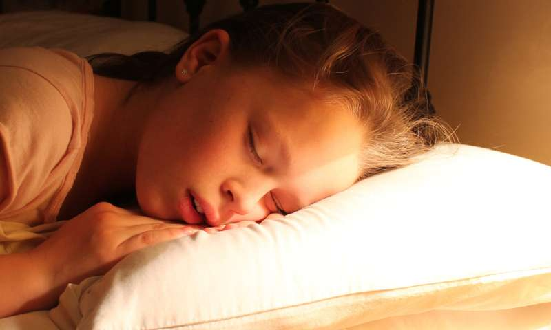 Late nights can disrupt circadian rhythms in children – are there long-term risks?