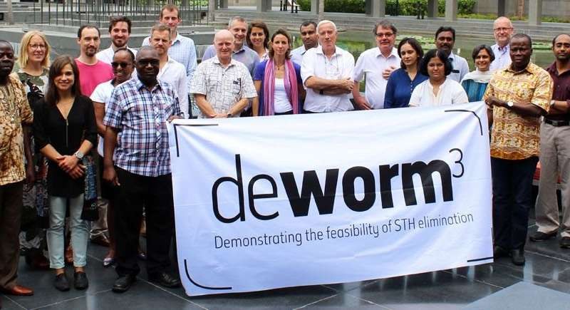 Launch of 'DeWorm3' collection