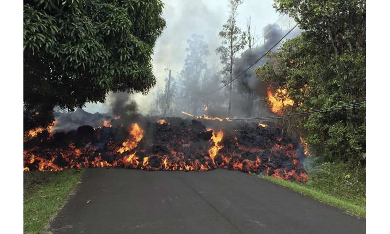Lava, ash flows, mudslides and nasty gases—good reasons to respect volcanoes