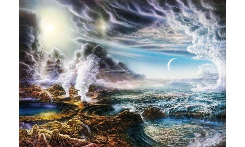 Планета Земля як середовище життя організмів