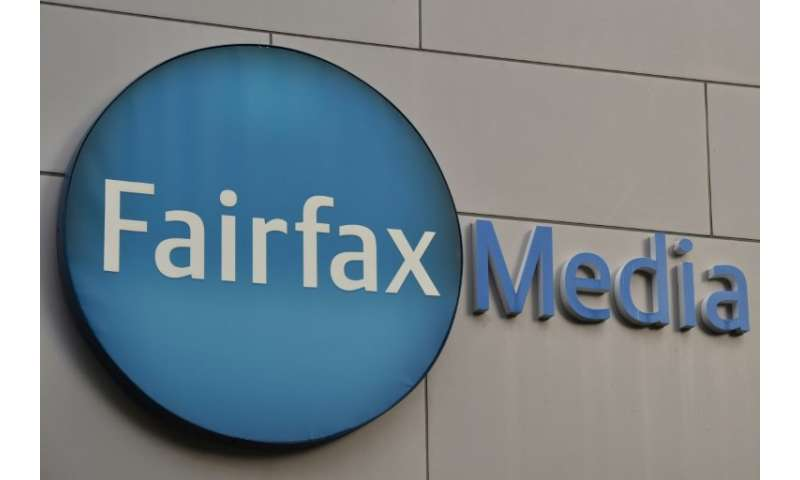 Like its international peers, Australia's Fairfax Media has had its profits squeezed as advertising and circulation slump in the