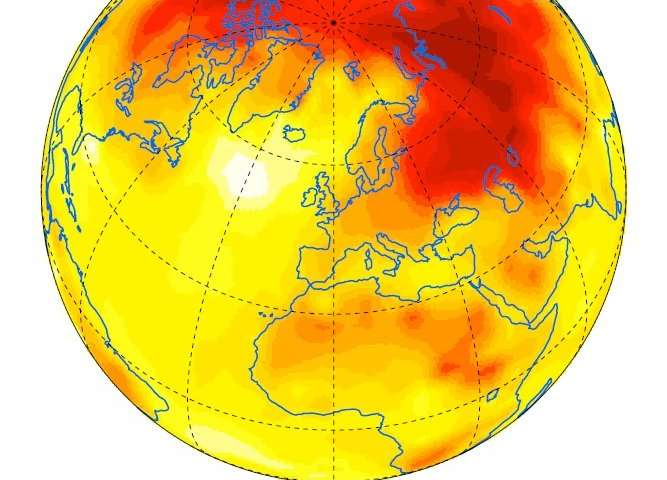 Local drivers of amplified Arctic warming