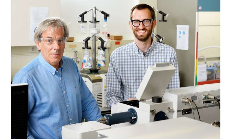 Lone water molecules turn out to be directors of supramolecular chemistry
