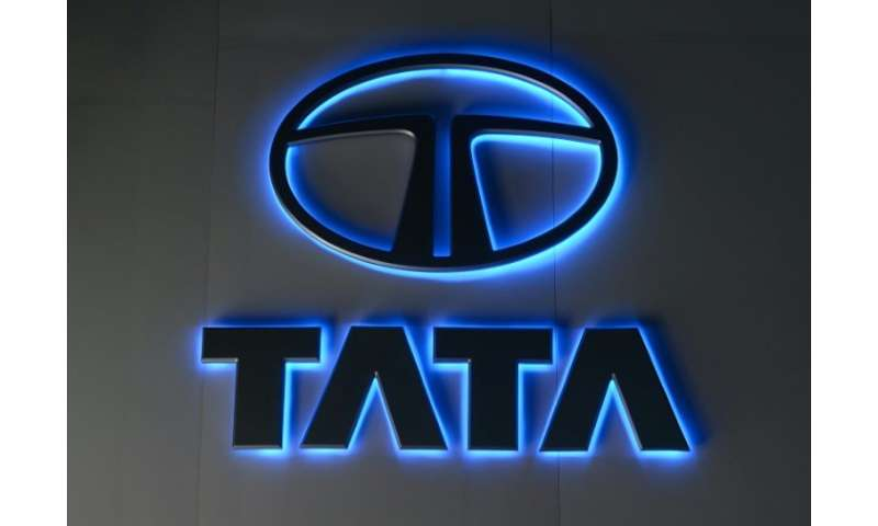 Losses at Jaguar Land Rover dragged Tata Motors into the red in the latest quarter