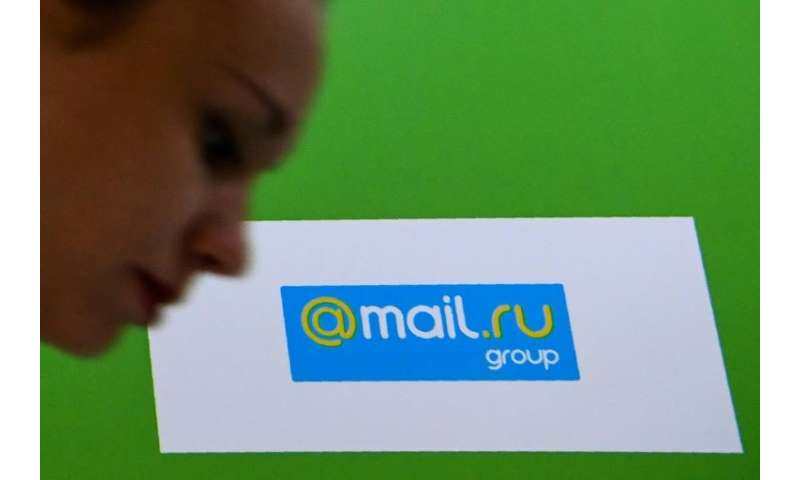 Mail.ru is one of Russia' biggest tech firms