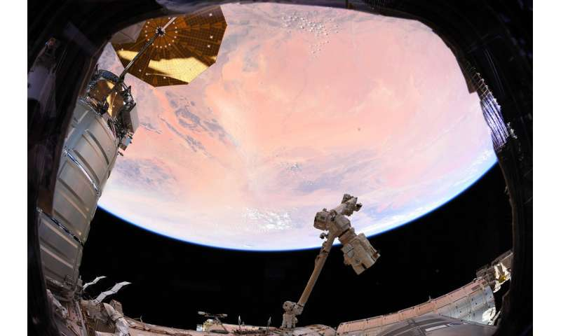 Making space exploration real – on Earth