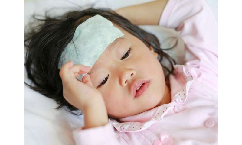 Many cases of polio-like illness in kids may be misdiagnosed