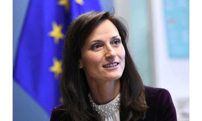 "Mariya Gabriel, European Commissioner for the digital single market and society, said the experts' views would ""help us put"