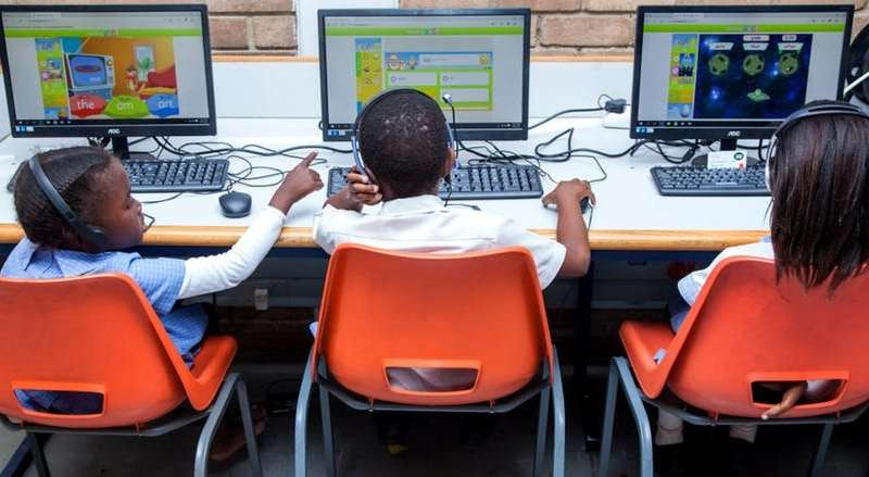 Marrying technology and home language boosts maths and science learning