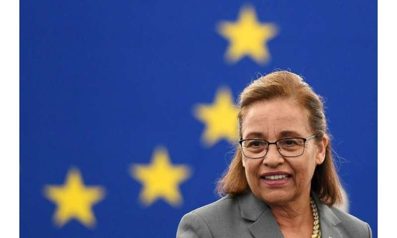 "Marshall Islands President Hilda Heine said the deal gives her ""country a pathway to survival"" even if it "" may n"