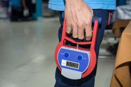Measuring grip strength – a clinical test that is both cheap and easy to perform – could be an important way to