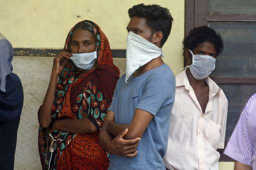 Medical teams sent to south India amid deadly virus outbreak