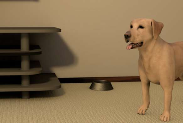 Meet the virtual pooch that could prevent dog bites