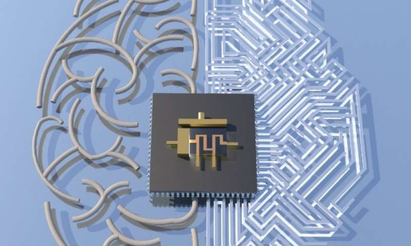'Memtransistor' brings world closer to brain-like computing