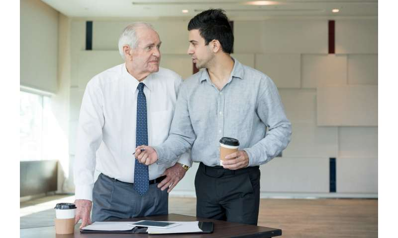 Men and young people more likely to be ageist, according to study
