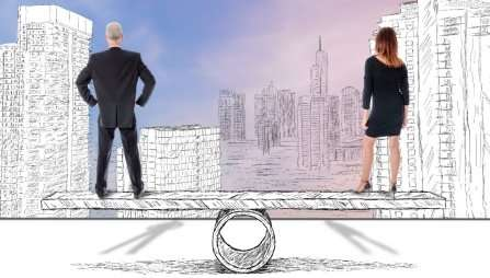 Men are still more likely than women to be perceived as leaders, study finds