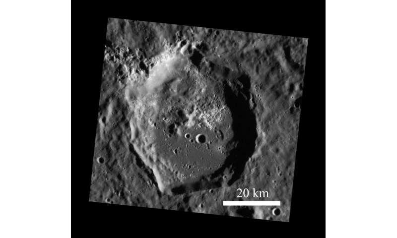 Mercury and its depressions