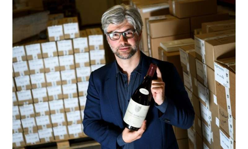 Michael Ganne, executive director of Baghera Wines, expects 'fairly well-known collectors' from across the world to snap up the