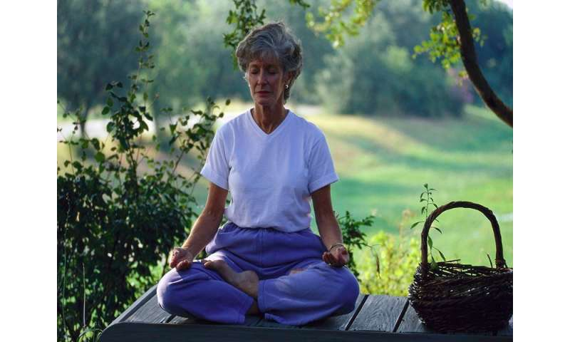 Mindfulness program may help increase physical activity levels
