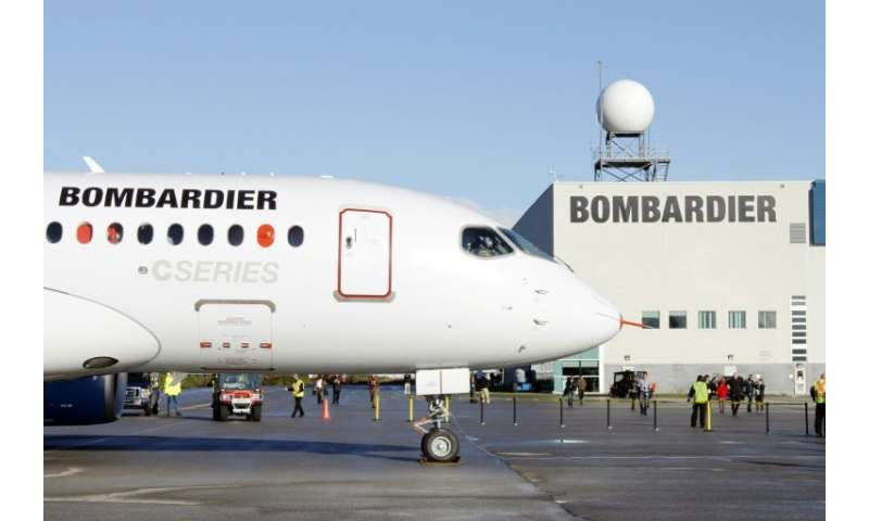 Bombardier to cut 5,000 jobs in restructuring