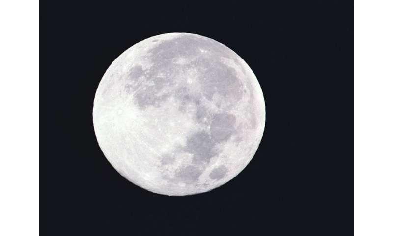 Moon dust a health hazard?