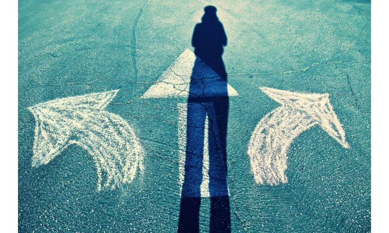 Moral decision making is rife with internal conflict, say developmental psychologists